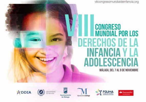 Málaga acoge el congreso mundial de la infancia del 7 al 9 de noviembre