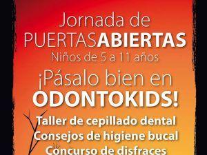 Celebra Halloween en Odontokids Málaga con concurso de disfraces y jornada de puertas abiertas