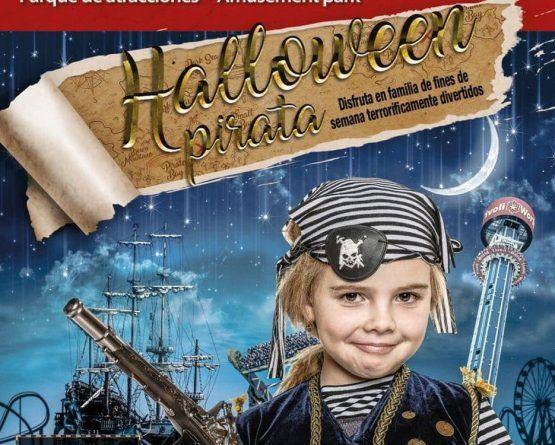 Fines de semana terroríficos en Tivoli para celebrar Halloween en familia