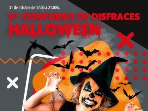 Pasaje del terror y concurso de disfraces para toda la familia en Halloween en el CC Rincón de la Victoria