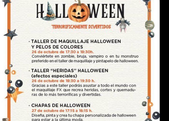 Actividades de Halloween gratis para niños en El Corte Inglés de ...