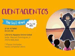 The New Kids Club organiza un cuentacuentos gratis en inglés para Halloween en Málaga