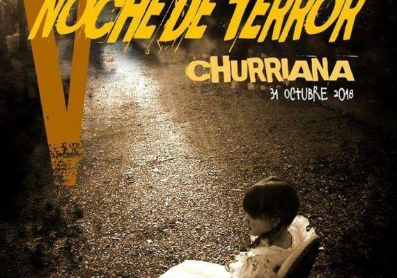 Noche de terror para toda la familia en Churriana este Halloween