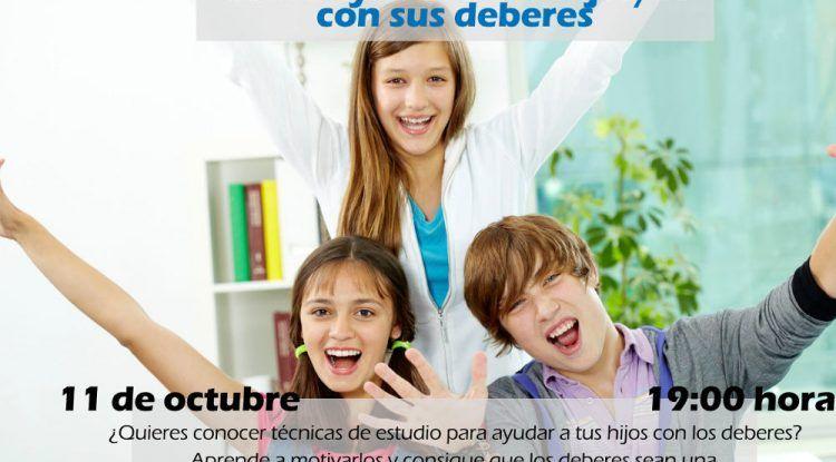 Talleres sobre la educación de los hijos en octubre con Orientando en Positivo (Málaga)