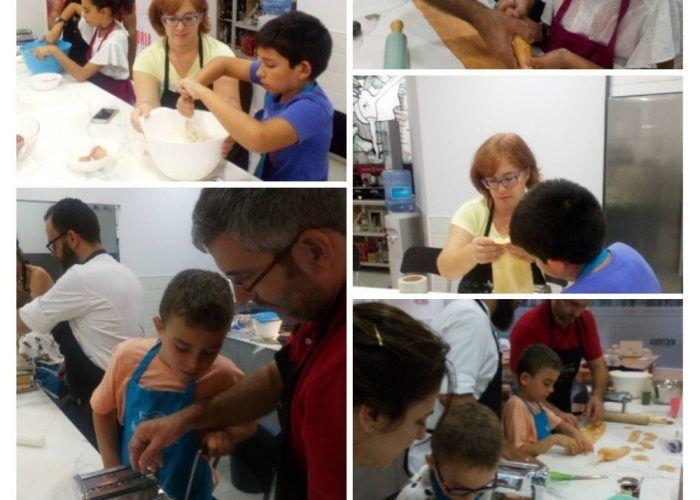 Talleres de cocina para niños y en familia con La Mesa Málaga en noviembre