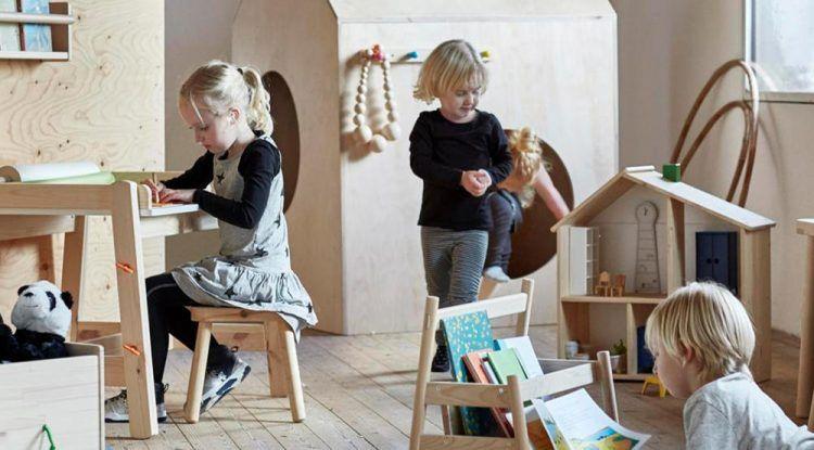 Productos útiles para ordenar los cuartos de niños y adolescentes con IKEA