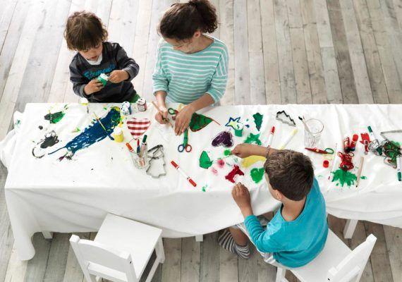 Talleres gratis de robótica, manualidades, cocina y construcciones en mayo para toda la familia de la mano de Ikea Málaga