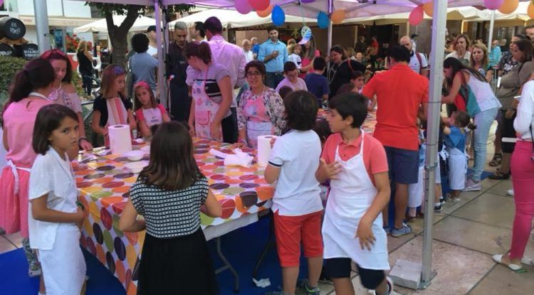 Talleres gratis para niños y en familia con Actúa Málaga este fin de semana