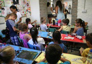 Talleres artísticos gratis para niños en el Museo Jorge Rando de Málaga