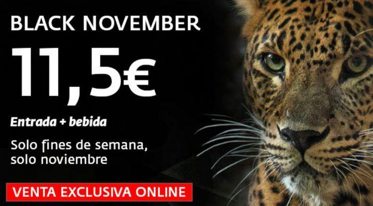 Oferta en Bioparc Fuengirola los próximos fines de semana