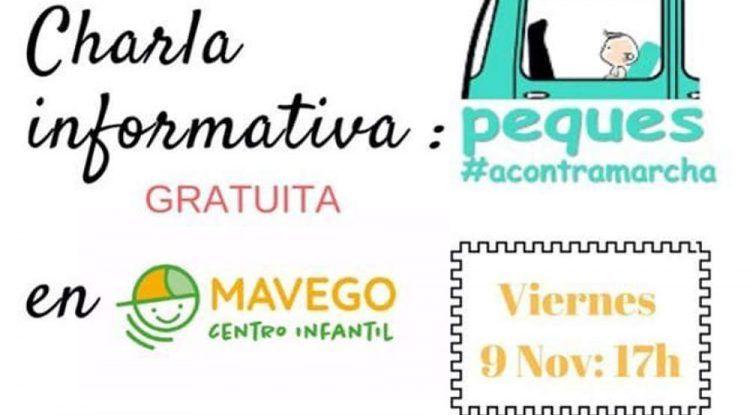 Charla gratis para madres y padres sobre sistemas de retención infantil en vehículos en Málaga