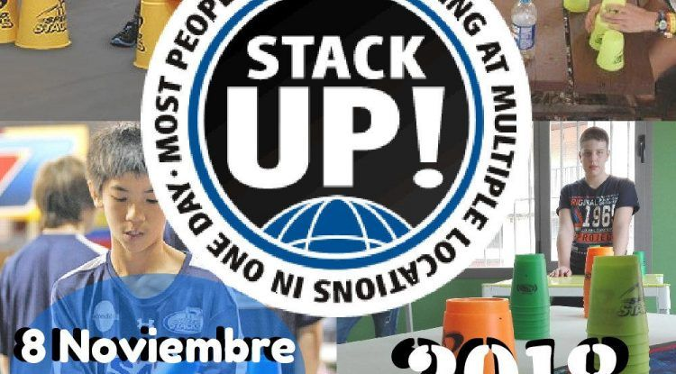 Evento deportivo para toda la familia sobre stacking en Málaga