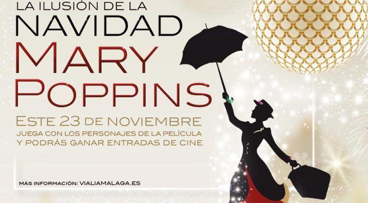 Navidad en Vialia Málaga con actividades gratis para niños