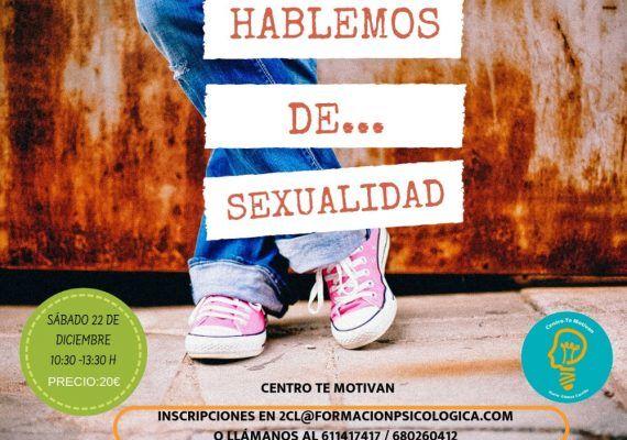 Talleres para niños y jóvenes con Centro Te Motivan Málaga en diciembre