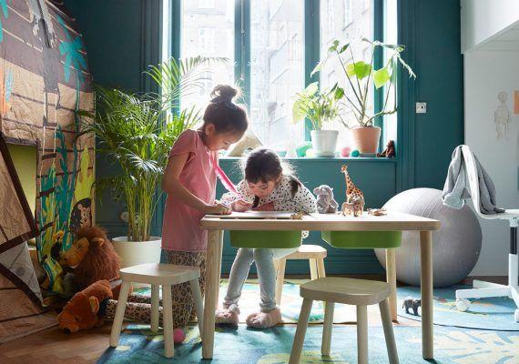 Masajes, cocina, robótica y otros talleres infantiles gratis en Ikea Málaga en diciembre