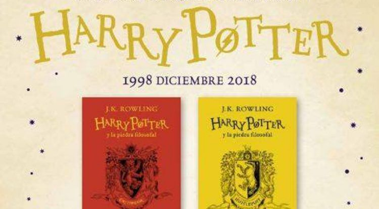 Celebra el 20 aniversario de Harry Potter y la piedra filosofal con un trivial en Play Planet Málaga