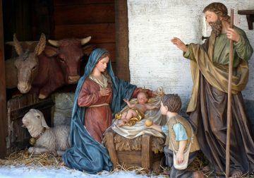 Guía de belenes para visitar con niños en Málaga. Navidad 2018
