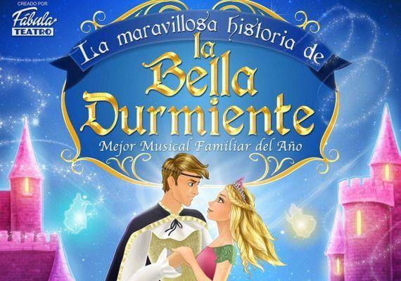 Musical de 'La Bella Durmiente' para toda la familia en Estepona
