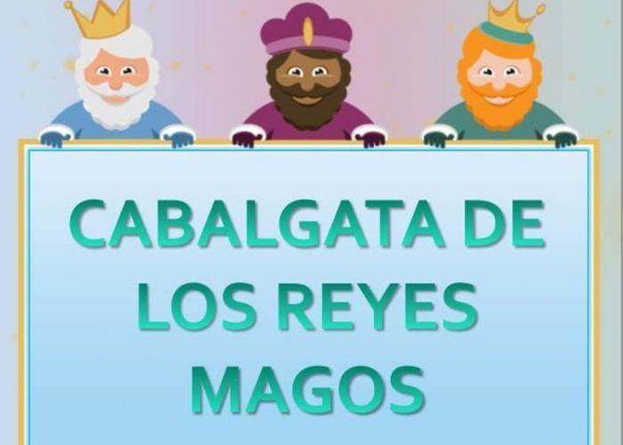 Cabalgata de los Reyes Magos en Campillos 2019