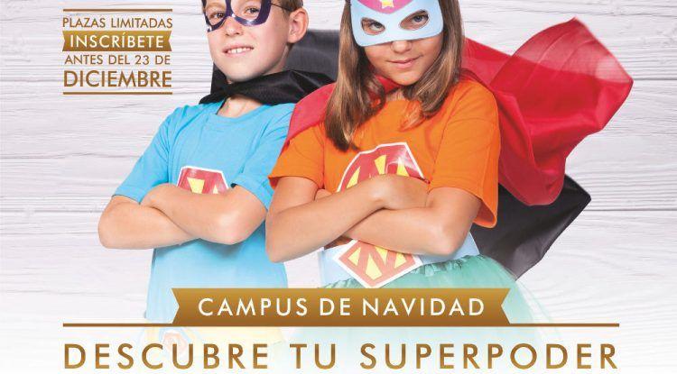 Campamento infantil de Navidad con Aloha Mental Málaga