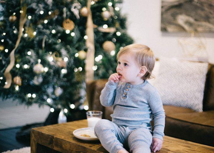 Consejos para unas Navidades saludables con los peques