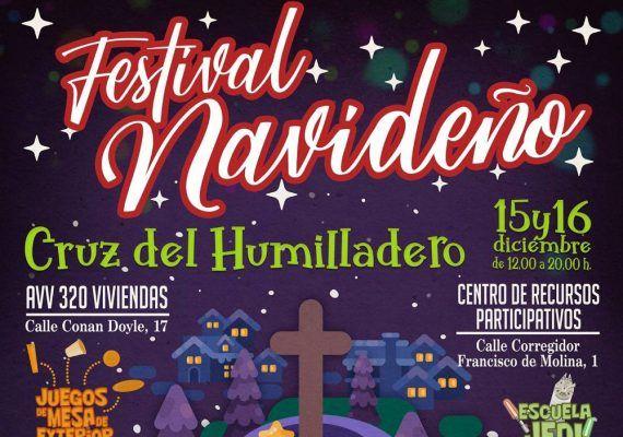 Fin de semana con juegos y actividades gratis para toda la familia en Cruz del Humilladero (Málaga)