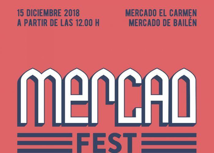 Taller de cocina y otras actividades gratis para niños en el Mercao Fest de Málaga