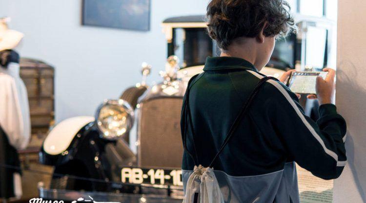 Diversión en familia esta Navidad en el Museo Automovilístico y de la Moda de Málaga