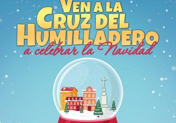 Actividades infantiles gratis para celebrar la Navidad en Cruz del Humilladero