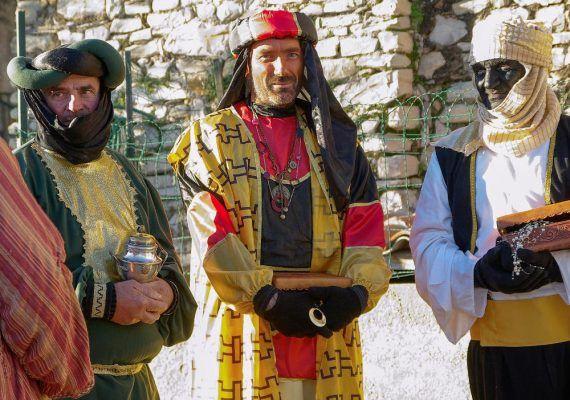 Cabalgatas de Reyes Magos 2019 en los barrios de Málaga