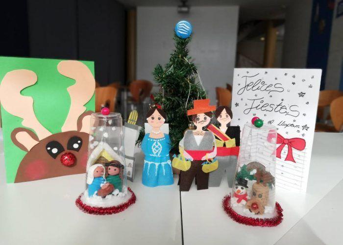 Talleres de Navidad infantiles y familiares gratis en el MUPAM (Málaga)