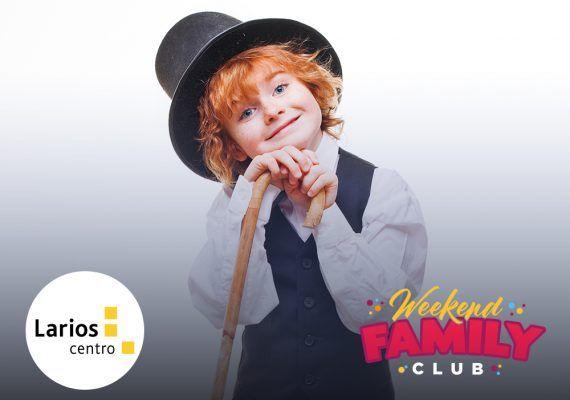 Cuentacuentos gratis para niños en Larios Centro Málaga en febrero