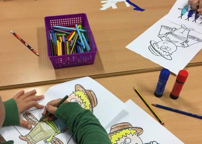 Talleres y actividades de Semana Blanca para niños en el MUPAM de Málaga