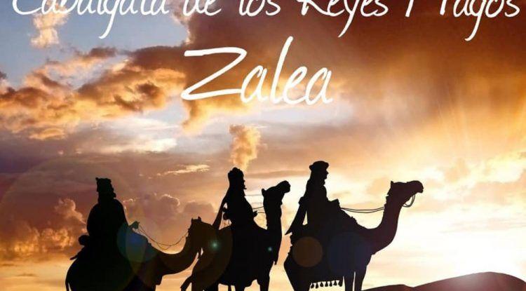 Cabalgata de Reyes Magos en Pizarra 2019