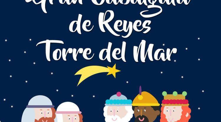 Cabalgata de Reyes Magos en Torre del Mar 2019