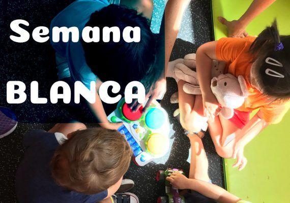 Campamento de Semana Blanca para niños y adolescentes en Mavego Málaga