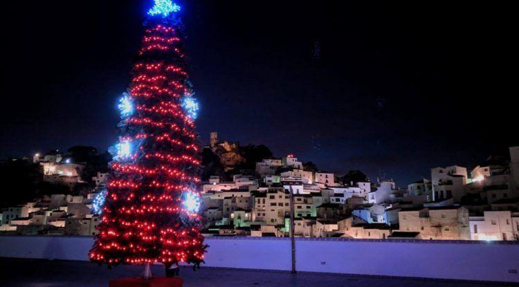 Cabalgata de Reyes Magos 2019 en Casares