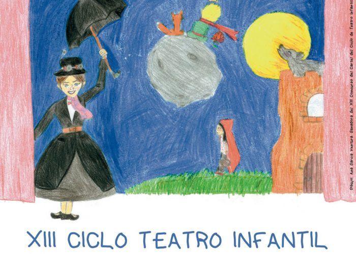 Teatro infantil en Alhaurín de la Torre los sábados de febrero