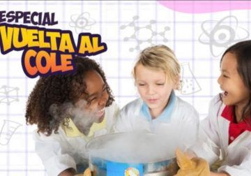 Planeta Explora – Ciencia Divertida visita ahora los colegios de Málaga