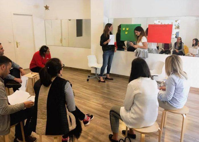 Taller para madres y padres en Marbella sobre disciplina positiva y rabietas