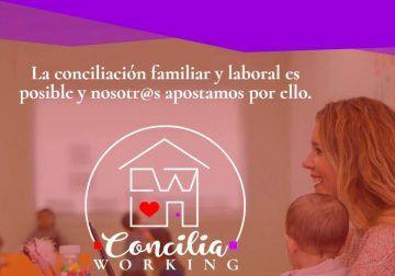 Un coworking en Málaga para cuidar y educar a tu peque