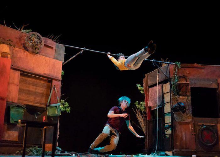 Circo, títeres y teatro para toda la familia en el Cánovas de Málaga en enero