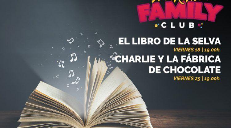Cuentacuentos musicales gratis para niños en Larios Centro Málaga en enero