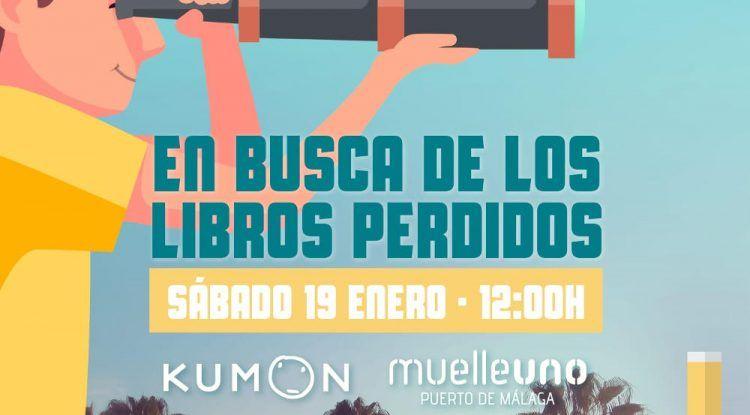 Cuentacuentos y actividades gratis para niños en Muelle Uno con Kumon