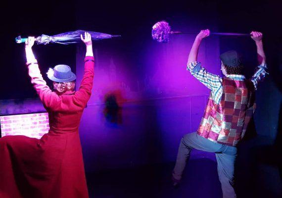 Cuentacuentos musical de Mary Poppins para toda la familia en Estepona el viernes