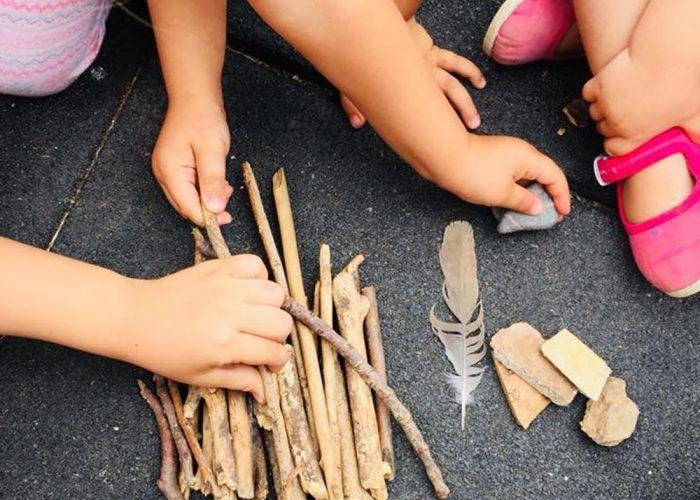 Extraescolares Montessori para niños en Málaga