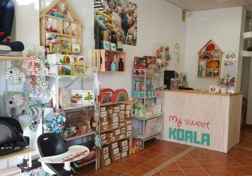My Sweet Koala, la tienda con productos y actividades para familias en Rincón de la Victoria