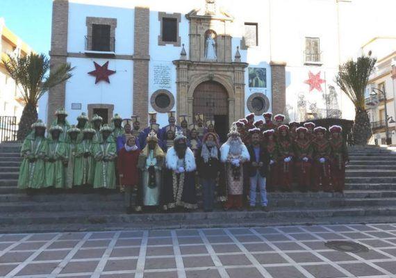 Cabalgata de los Reyes Magos en Ronda 2019
