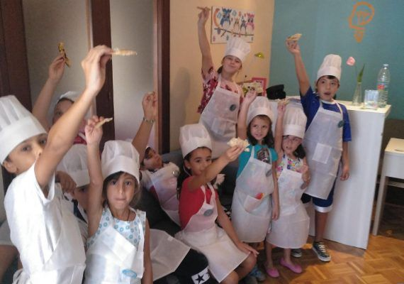 Talleres infantiles de emociones y de cocina con Centro Te Motivan Málaga en febrero