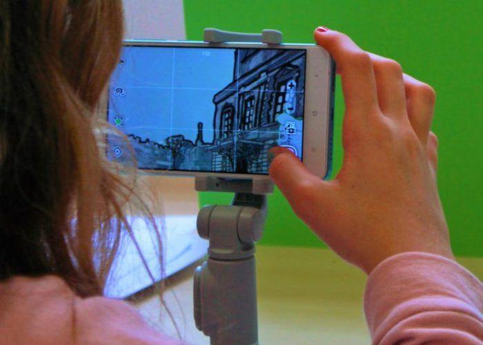 Talleres para niños de cine con plastilina en La Térmica (Málaga)